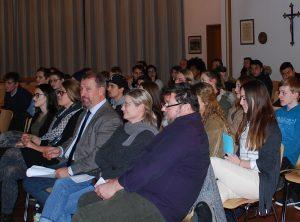 Zuschauer Jugendkonferenz